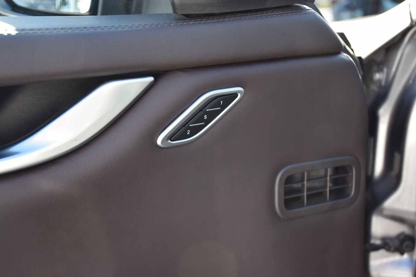 Maserati Ghibli 3.0 D Keyless Camera Memory