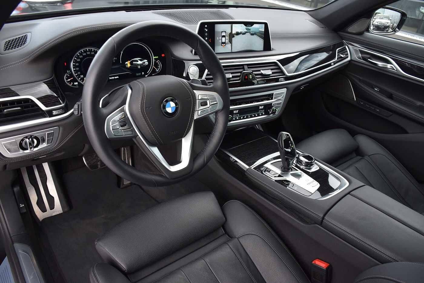 BMW 730 Limousine D M Sportpakket Volleder Laser EntertainmentSystem