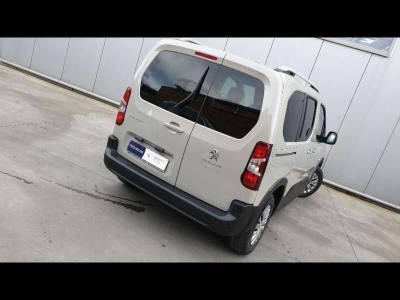 Peugeot Rifter Active 1.2 PureTech 110pk S&S