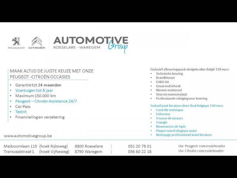 Citroen Berlingo Feel 1.5 BlueHDi 100pk S&S