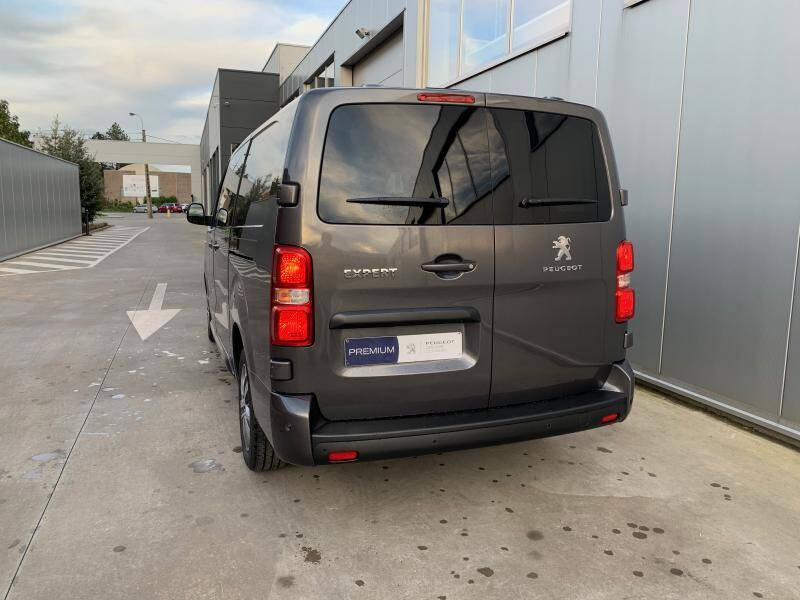 Peugeot Expert Dubbele Cabine NIEUW | auto ai 2.0 BHDi 120pk