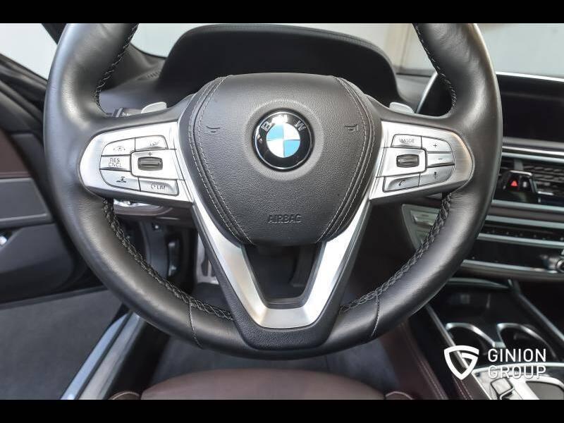 BMW 740 Berline e iPerformance - FULL OPTION