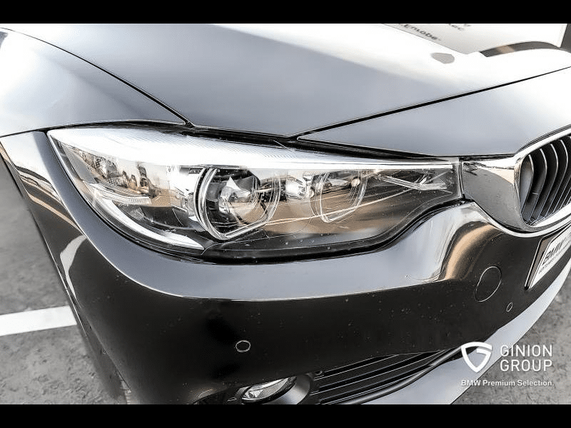BMW 418 Gran Coupé dA Gran Coupé - CUIR