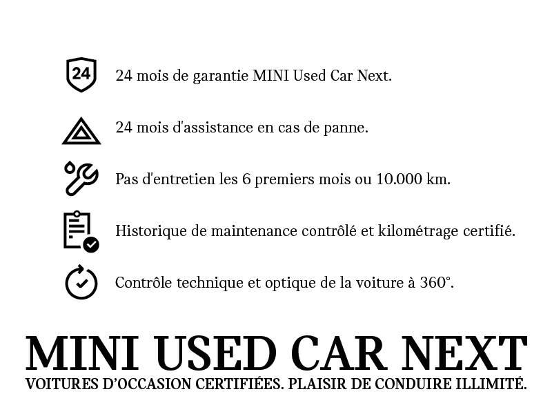 MINI Cooper D 5 Door - LED / NAVI