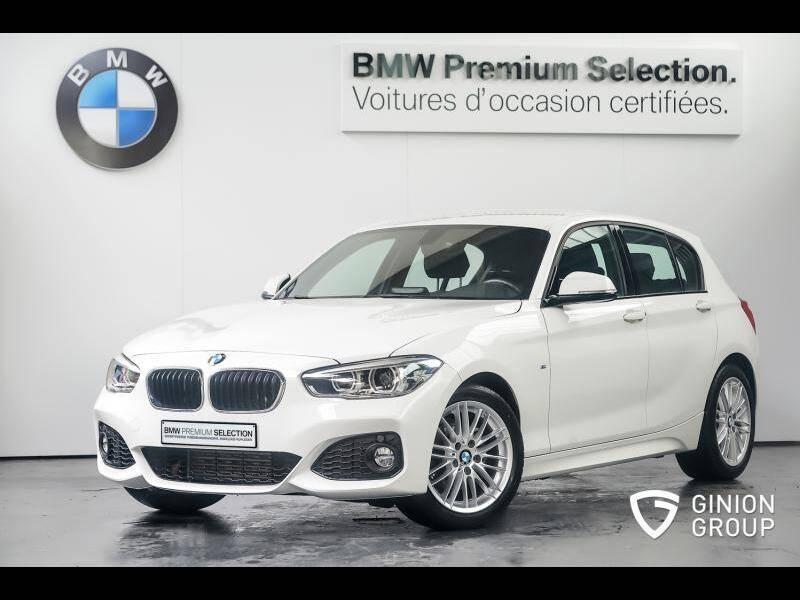 BMW 118 hatch BMW 118i Automatique M Sport - 1.5 L