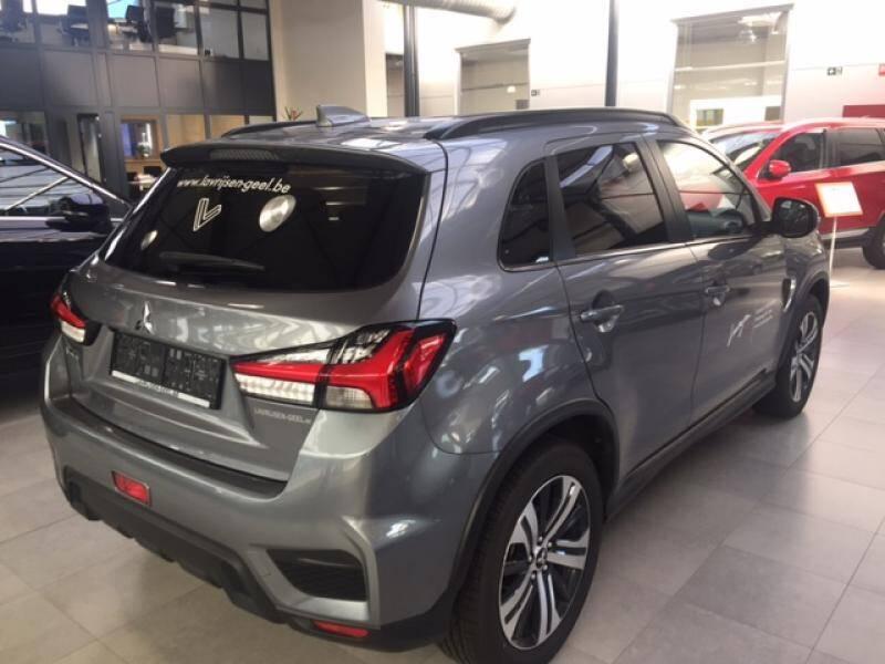 Mitsubishi ASX Diamond Edition