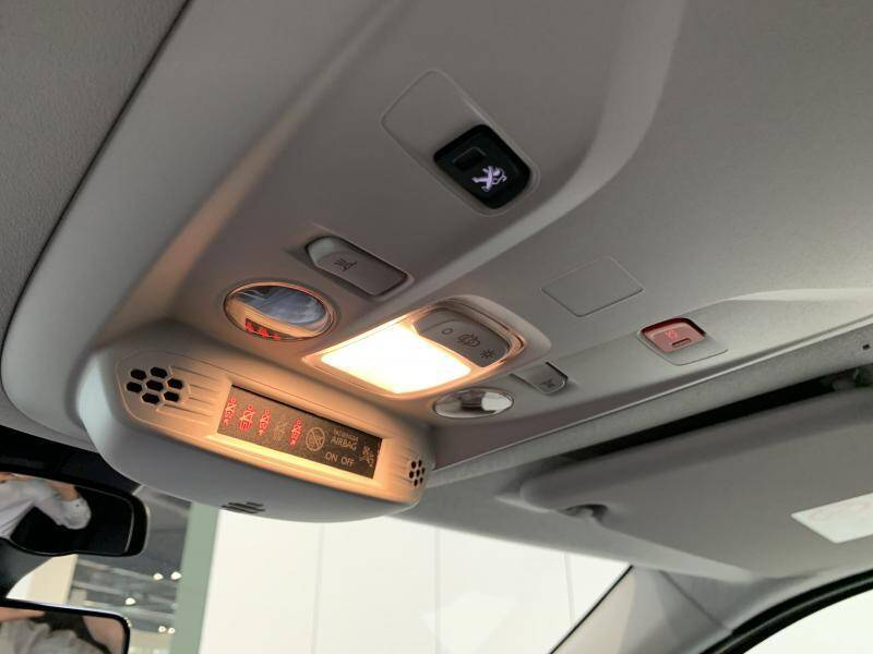 Peugeot Rifter Allure 1.2 PureTech 110