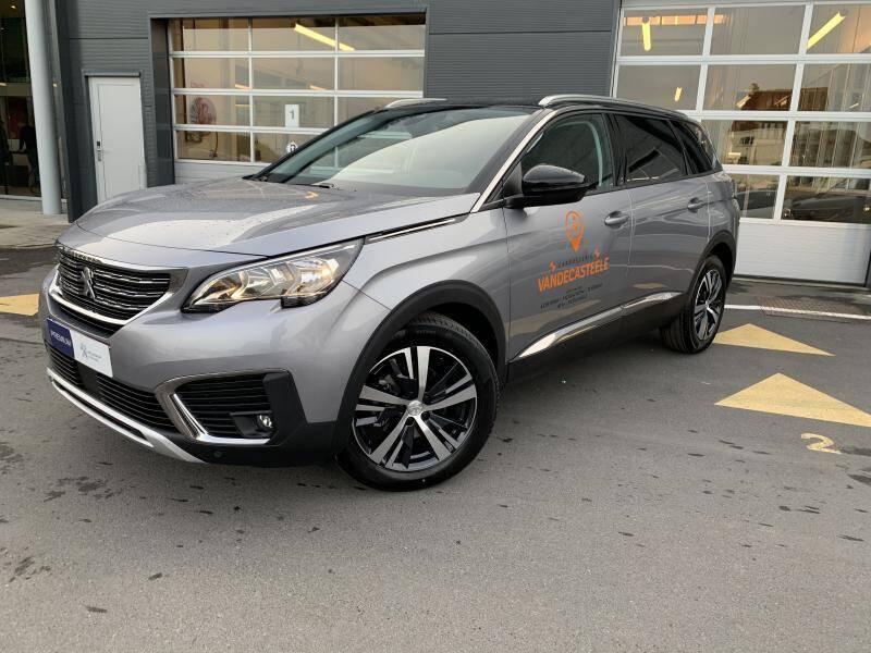 Peugeot 5008 Allure - 7pl-GPS 1.2 PureTech - 130 pk