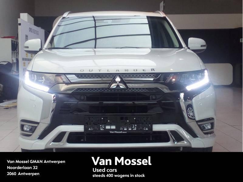 Mitsubishi Outlander Business NAVI